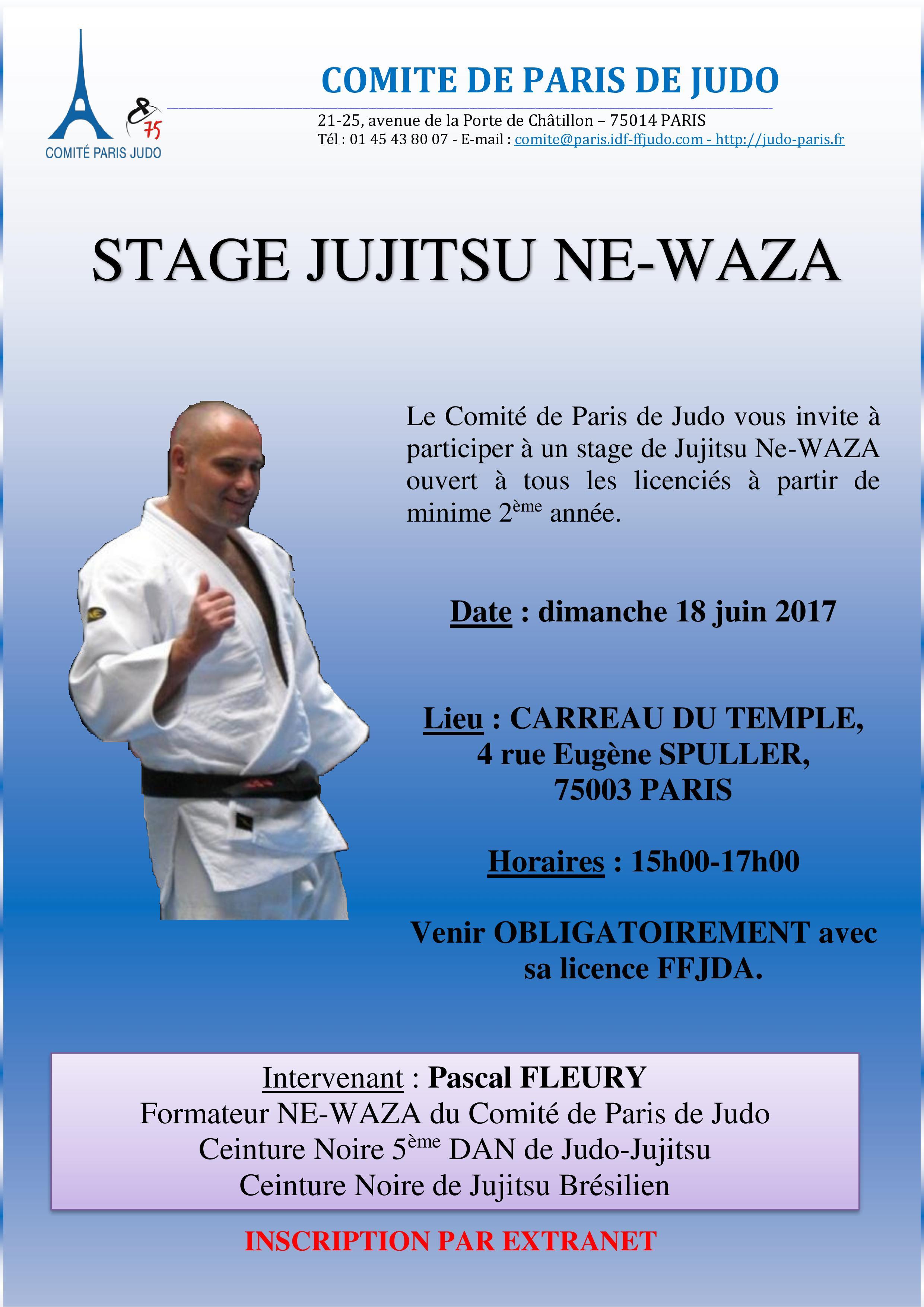 club judo 75003